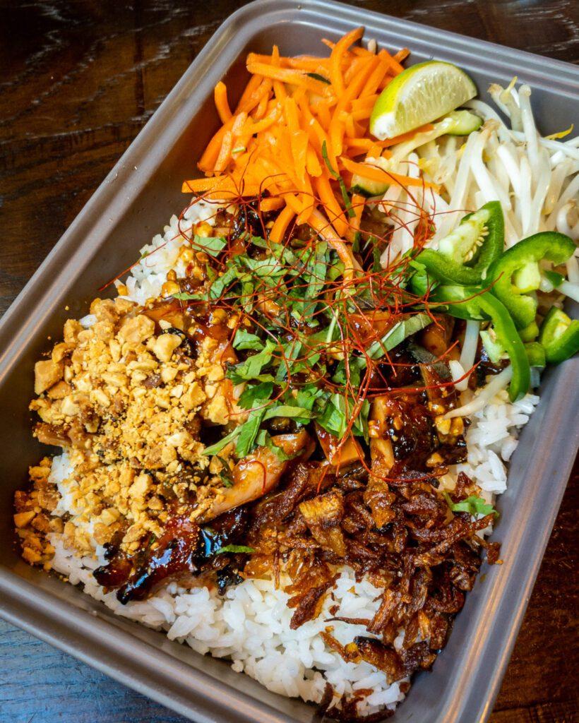 Asian Box Gluten Free San Francisco Restaurant For Celiacs