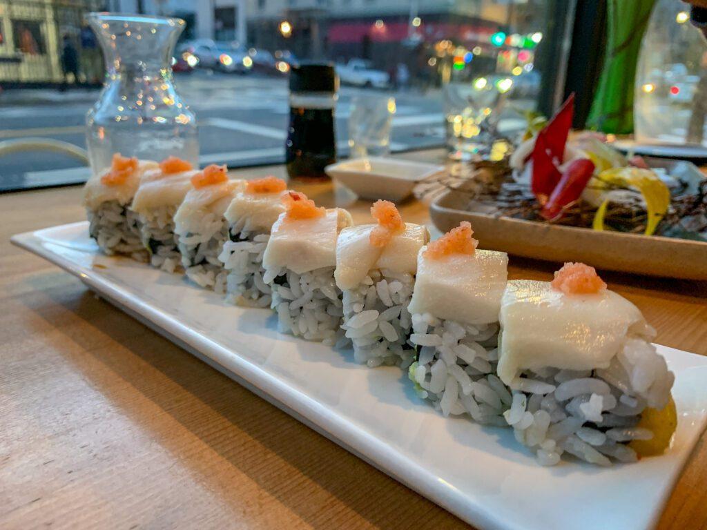 Gluten Free Sushi In San Francisco